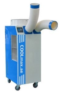 COOLmax Industrial Portable Spot Air conditioner